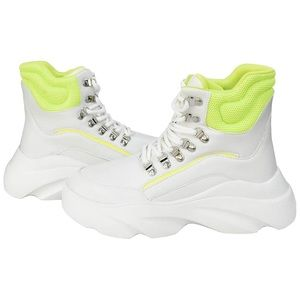 Ankle Fashion Sneakers High Top Sports Shoes